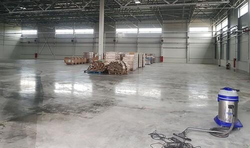 уборка складов в Екатеринбурге