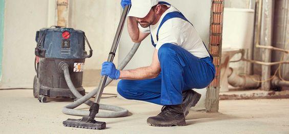 Клининг после строительных работ