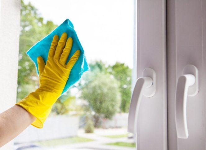мытье окон в домашних условиях