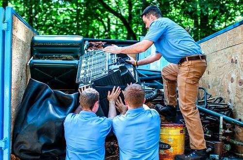 вывоз строительного мусора в екб